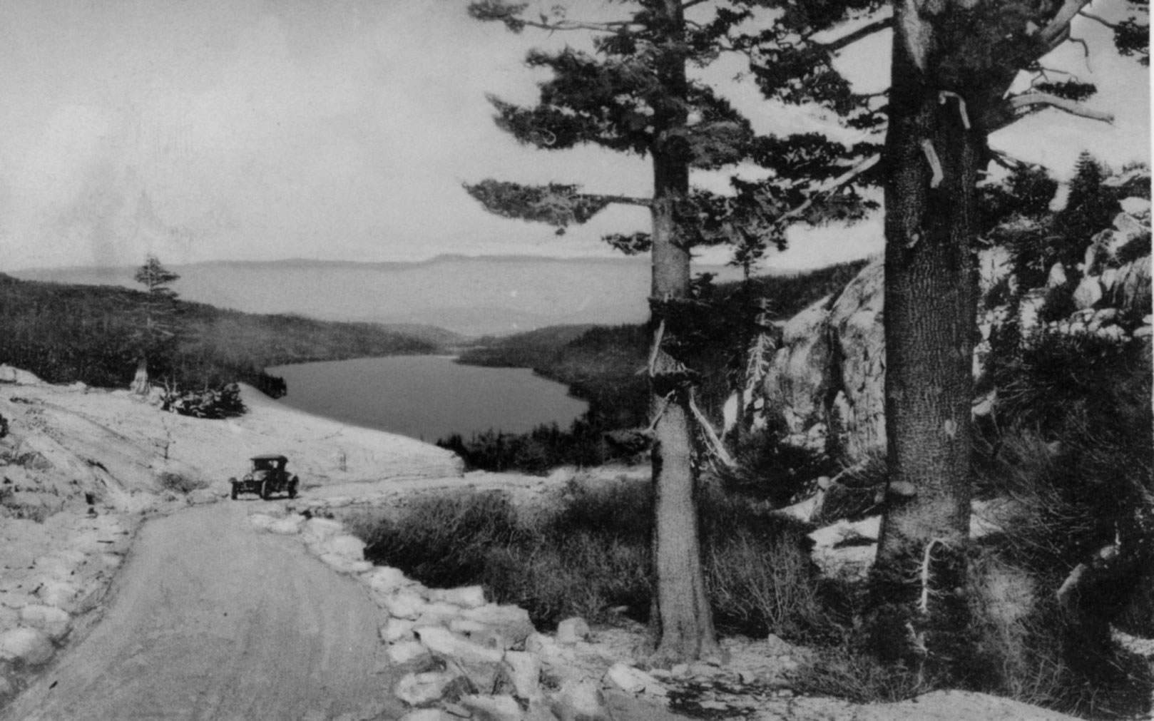 Lincoln Highway Donner Summit Historical Society